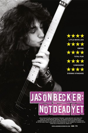 Jason Becker: Not Dead Yet poster