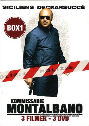 Kommissarie Montalbano poster