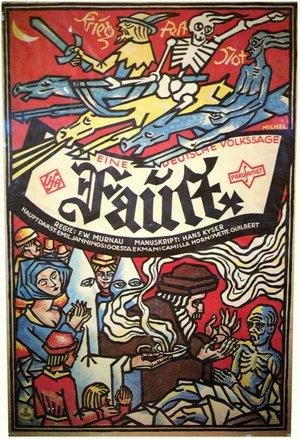 Faust - Eine deutsche Volkssage poster