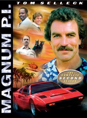 Magnum, P.I. poster