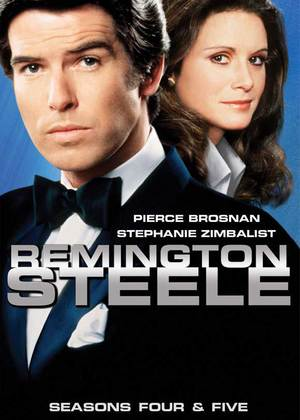 Remington Steele poster