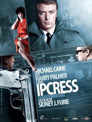 Fallet Ipcress poster