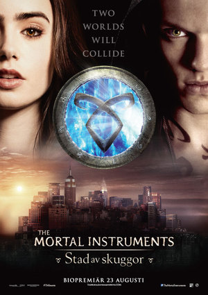 The Mortal Instruments: Stad av skuggor poster