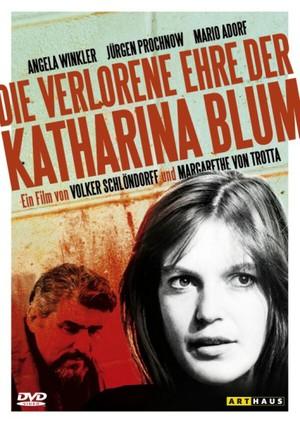 Katharina Blums förlorade heder poster