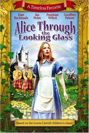Alice i Spegellandet poster