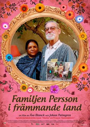 Familjen Persson i främmande land poster