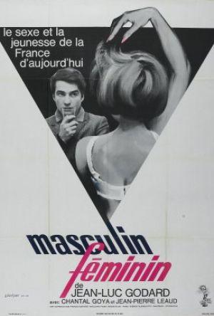 Maskulinum - femininum poster