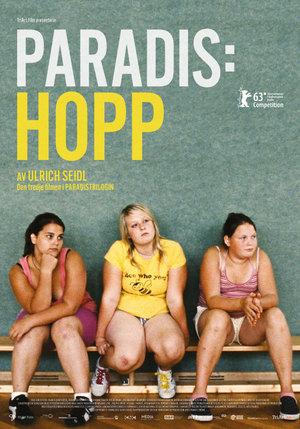 Paradis: Hopp poster