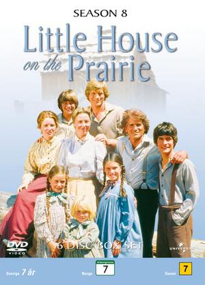 Lilla huset på prärien poster