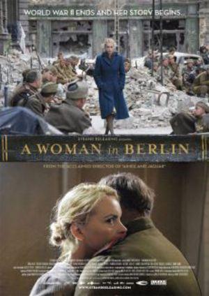 En kvinna i Berlin poster
