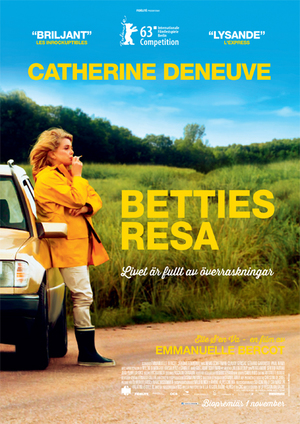 Betties resa poster