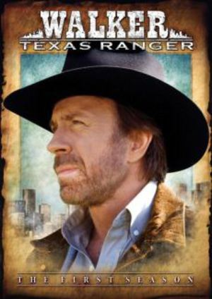 Walker Texas Ranger poster