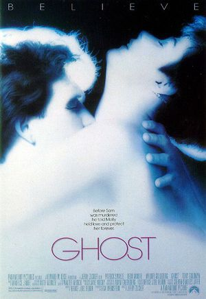 Ghost poster