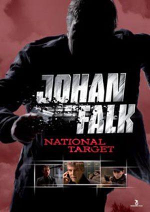 Johan Falk - National Target poster