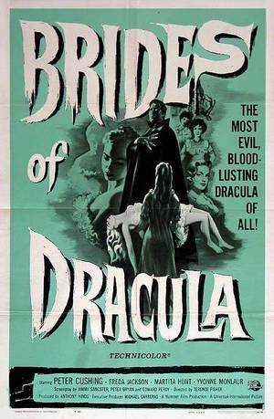 Dracula - Blodtörstig vampyr poster