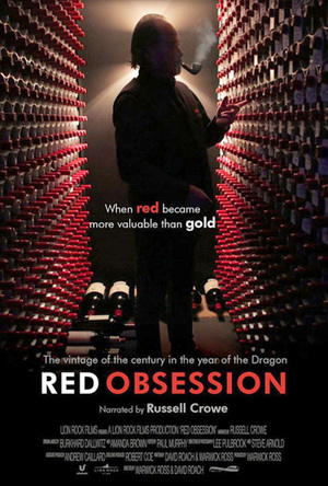 Red Obsession poster