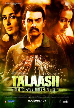 Talaash poster