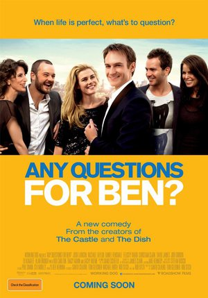 Any Questions for Ben? poster
