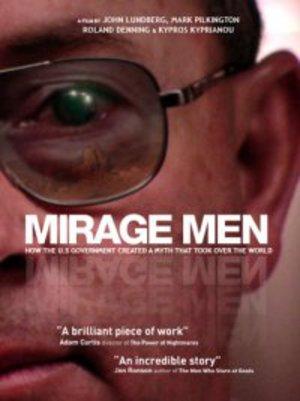 Mirage Men poster