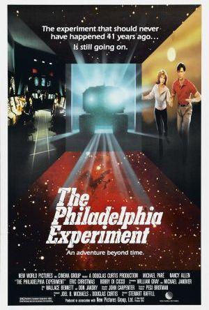 Experiment Philadephia poster