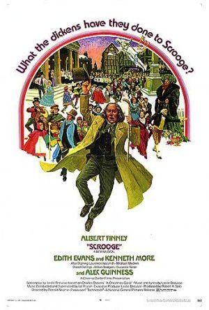 Scrooge - En spökhistoria poster