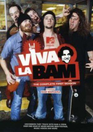 Viva la Bam poster