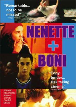 Nenette och Boni poster