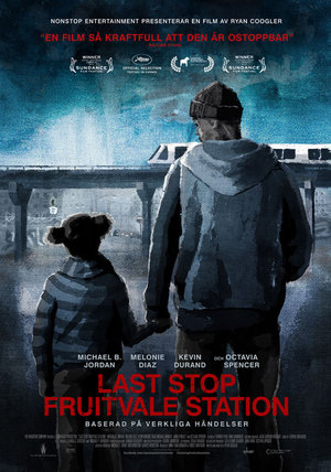 Last Stop Fruitvale Station poster
