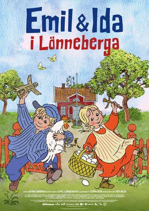 Emil och Ida i Lönneberga poster