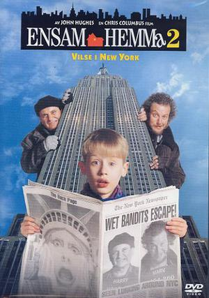 Ensam hemma 2 - Vilse i New York poster
