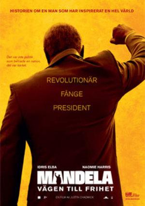 Mandela - Vägen till frihet poster
