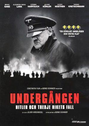 Undergången - Hitler och Tredje rikets fall poster
