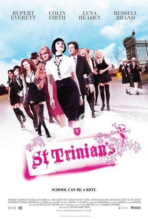 The Babes of St. Trinian's poster