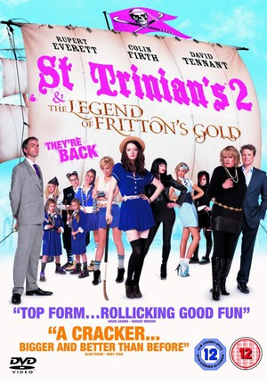 Kick Ass Girls 2 - St. Trinian's 2 poster