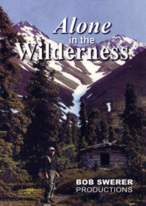 Alone in the Wilderness poster
