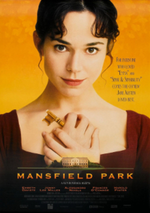 Mansfield Park poster