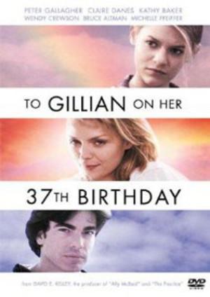 Till Gillian på hennes 37-årsdag poster