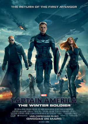 Captain America: The Return of the First Avenger poster