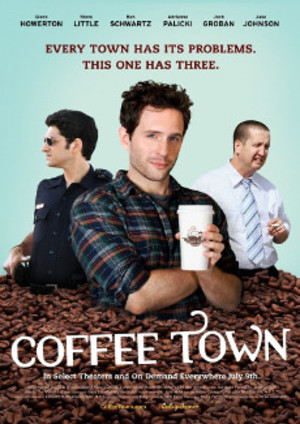 Coffee Town poster