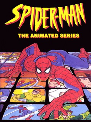 Spider-Man: The Animated Series poster