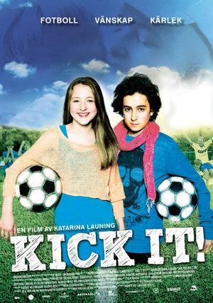Kick it! poster