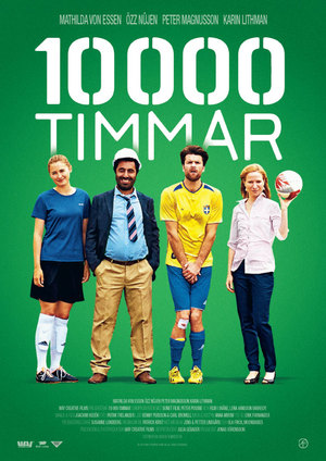 10 000 timmar poster