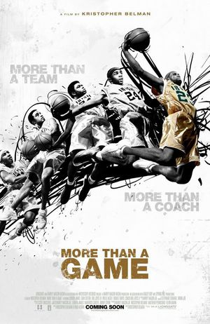 More Than a Game poster