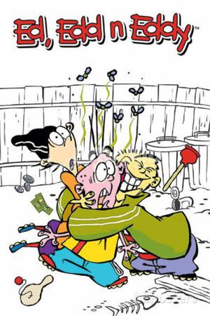 Ed, Edd & Eddy poster