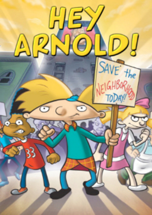Hey Arnold! poster