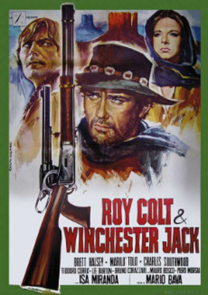 Roy Colt and Winchester Jack poster