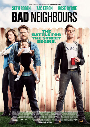 Bad Neighbours poster