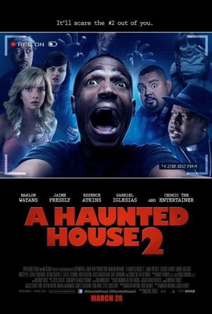 A Haunted House 2 poster
