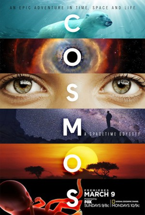 Cosmos: A Space-Time Odyssey poster