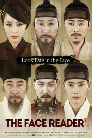 The Face Reader poster